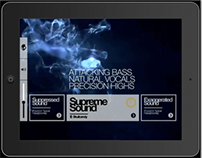 Skullcandy Supreme Sound In-Store App