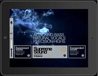 Skullcandy Supreme Sound In-Store App