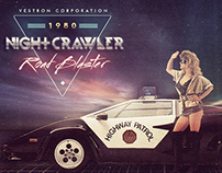 Nightcrawler Road Blaster EP