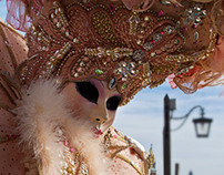Carnival in Venice (first part)