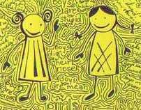 Moleskine Art - Yellow Series
