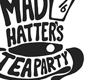 BRANDING / PACKAGING The Mad Hatter's Tea Party
