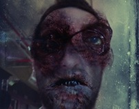 The Behance Team Re-imagined: ZOMBIES
