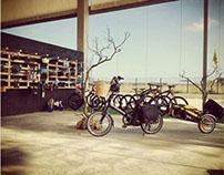 Ecobike Showroom, Baix Emporda.
