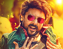 online poster for movie KAAPPAAN