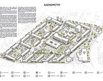 COMFY PLACE | Workshop project, Urban Density Lab 2019