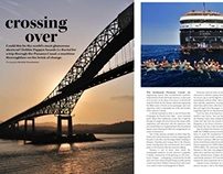 Panama Sailing for Gourmet Traveller Australia