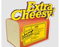 Extra Cheesy