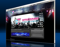 Web Design - nitefindersentertainment.com