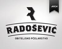 Radosevic Family Beekeeping - Identity
