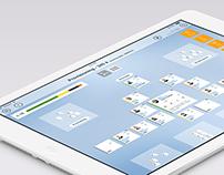 CRM iPad App