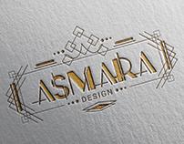 Asmara design logo