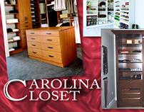 Carolina Closet - Direct Mail