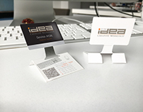 3D Business Card Design