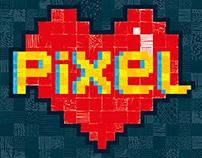 Pixel Love logo