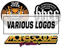 Various Logos of 2012
