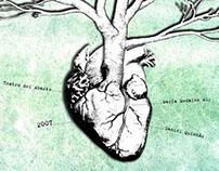 Afiche obra de teatro | Árboles