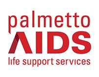 Palmetto Aids Logo