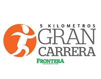 Logotipo Gran Carrera 5KM