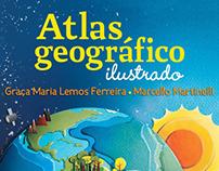 Capa Livro - Atlas Geografico