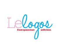 Diferentes logotipos para diversos proyectos.