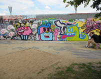 Mauer Park - Berlin Summer 2012