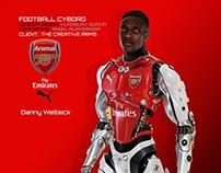 Football cyborg