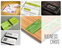 Business Cards Roundup