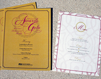 ASU Awards Gala Design