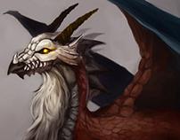 Bearded Bone Dragon