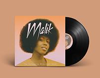 MALIK Album art