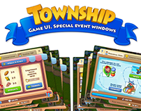 GUI Special events for Township