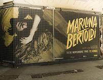 Afiche Marilina Bertoldi