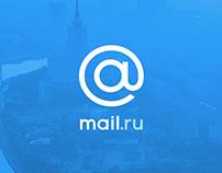 MAIL.RU / TETRIS DESIGN LANGUAGE / CONCEPT