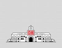 Infografik - Deutsche Bahn