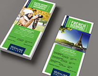 Highline College - Continuing Education Rack Cards