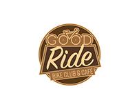 Good Ride Café - Branding
