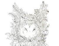 WOLF + Little creatures