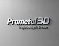 PROMETAL 3D | Imagine, design and creation