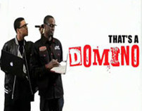 THAT'S-A-DOMINO SERIES ft. JACKIE LONG & QUINCY BROWN