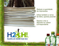 H2O! Flavour Sparkling Water