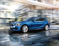 2013 BMW M-Series Campaign