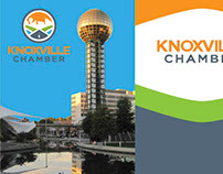 Knoxville Chamber Folder