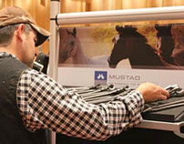 Mustad Trade Show Displays
