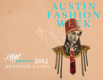 Austin Fashion Week '12 Sponsorship Deck