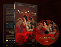 DvD Cover - Manolette: Blood & Passion