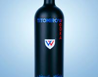 Titomivov Vodka by DanCo Decor