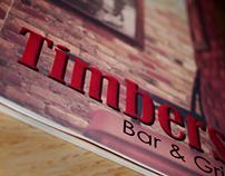 Timbers's Bard & Grill - Menu