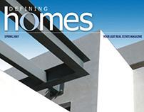 Defining Homes Magazine