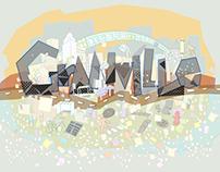 Granville / Electrical Kiosk Wrap